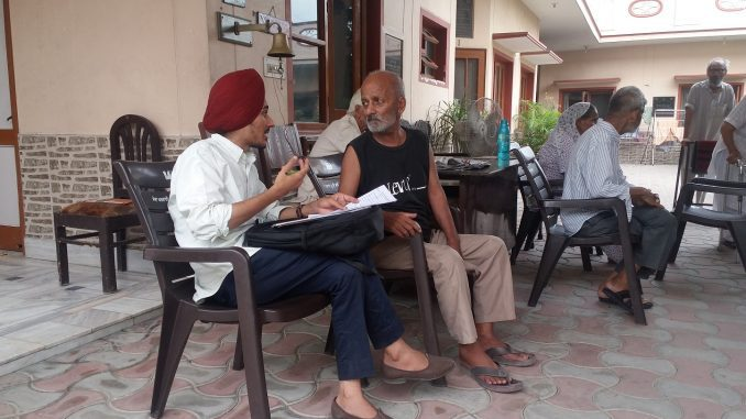 Citizen Youth Intended Inderpreet New Hope For Senior Citizens Thanks To This Amritsar Youth