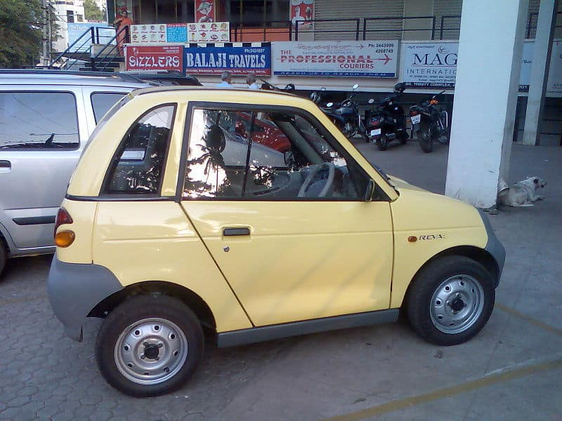 Reva Electric Car Price In Delhi