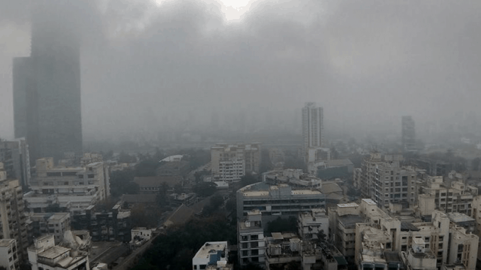 Image result for mumbai air pollution