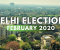 What do the manifestos of AAP, BJP and INC promise for Delhi elections 2020?